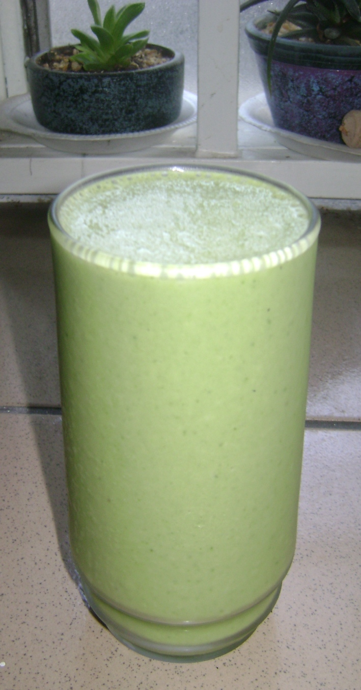 Good-for-you Green Smoothie
