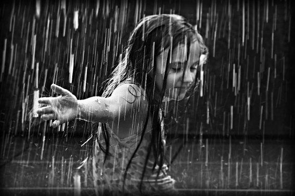 standing in the rain vernetteoutloud