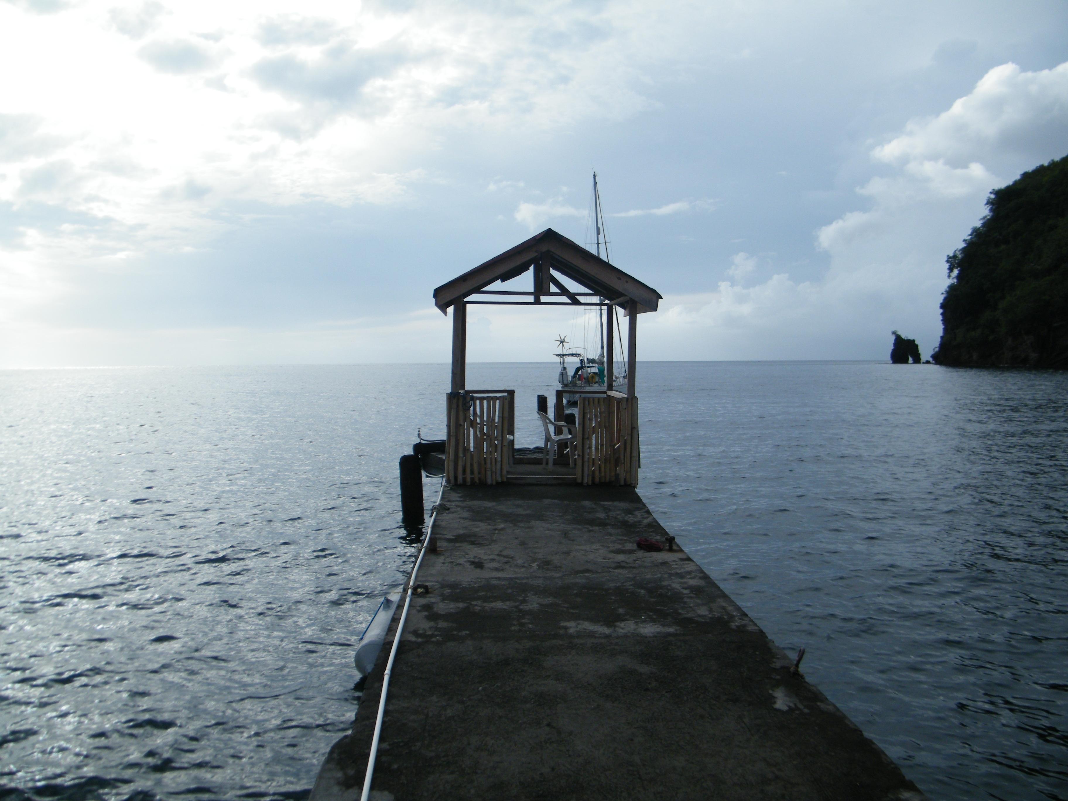 Wallilabou Bay, St Vincent & The Grenadines