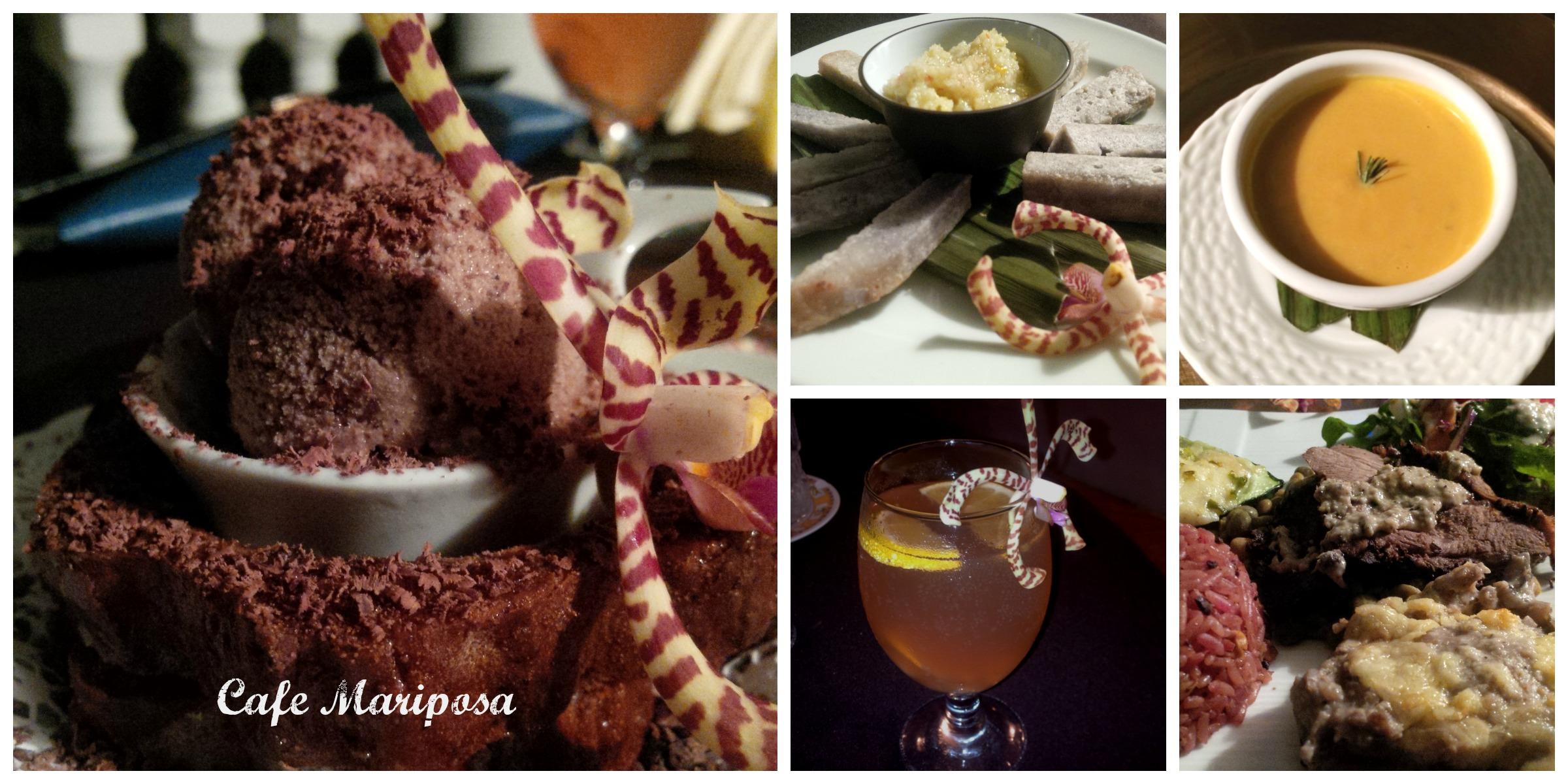 Cafe Mariposa