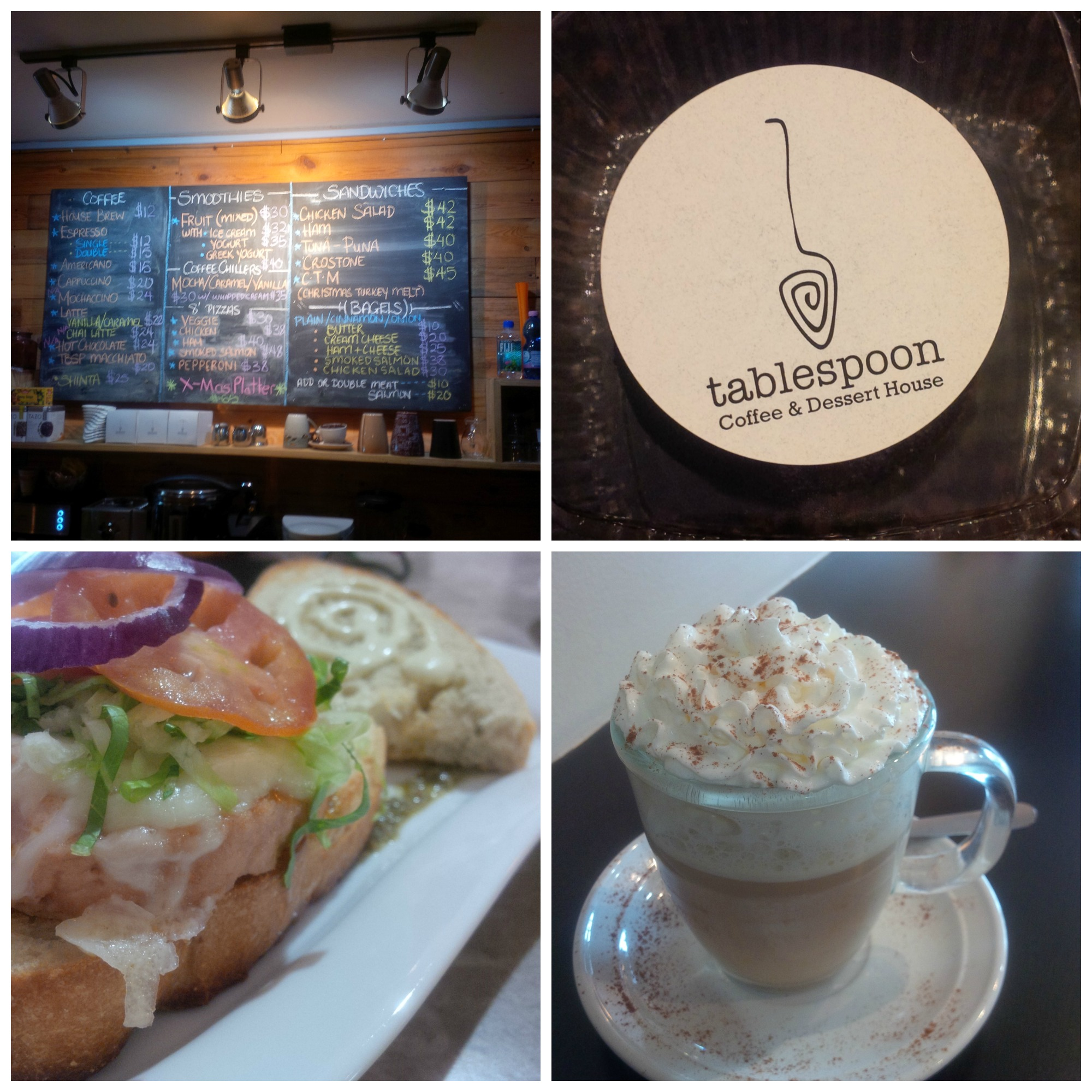 Tablespoon Coffee & Dessert House
